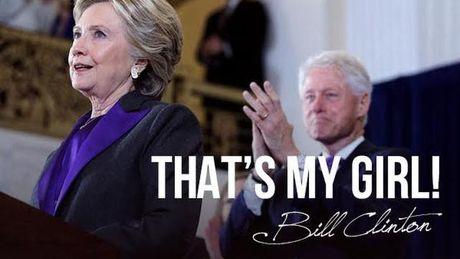 Hillary - Bill Clinton: Cap doi quyen luc va chuyen tinh truyen cam hung gan nua the ky - Anh 15