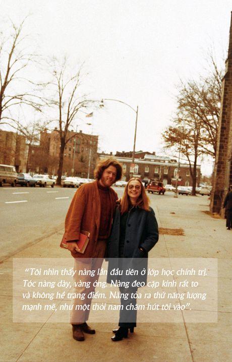 Hillary - Bill Clinton: Cap doi quyen luc va chuyen tinh truyen cam hung gan nua the ky - Anh 1