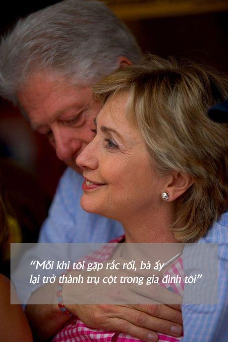 Hillary - Bill Clinton: Cap doi quyen luc va chuyen tinh truyen cam hung gan nua the ky - Anh 6