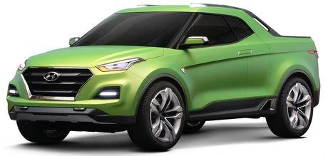 Hyundai trinh lang them mot mau ban tai moi - Anh 1