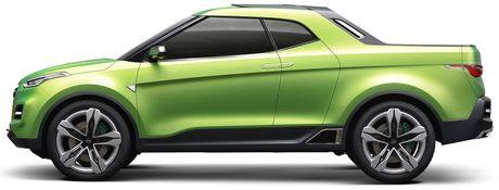 Hyundai trinh lang them mot mau ban tai moi - Anh 2