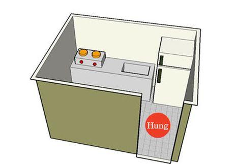 2 37910 Theo phong thủy tủ lạnh là tủ tiền, đừng tùy tiện muốn đặt đâu thì đặt