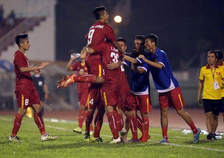 Chuyện ngược đời của U21 Việt Nam tại giải U21 quốc tế 2016