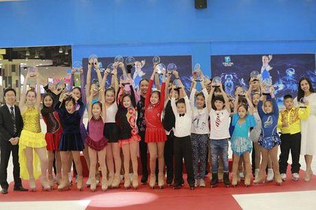 Nhiều tài năng mới của Trượt băng nghệ thuật VN