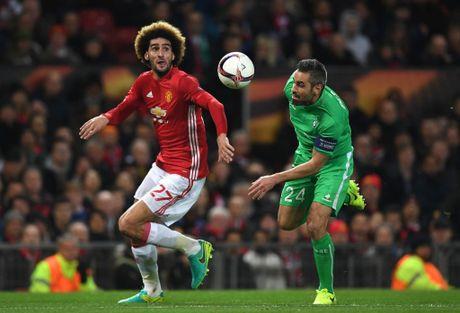 Pogba, Mata va danh sach 21 hao thu MU sang lam khach Celta Vigo - Anh 13