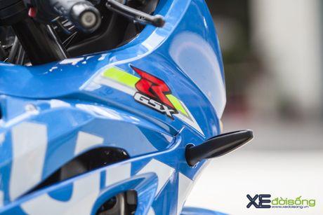 Suzuki GSX-R1000 2017 dau tien ve Viet Nam voi gia 26.200 USD - Anh 3