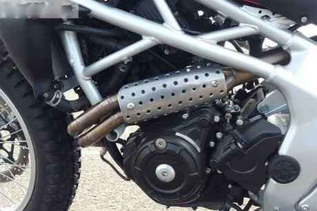 Choang ngop truoc Honda CBR250RR ban do 'ong bap cay' - Anh 8