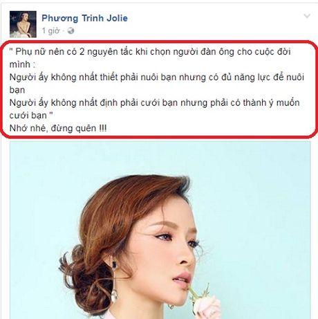 Vua gay tranh cai, Phuong Trinh Jolie lai 'day doi' chi em ve yeu? - Anh 2