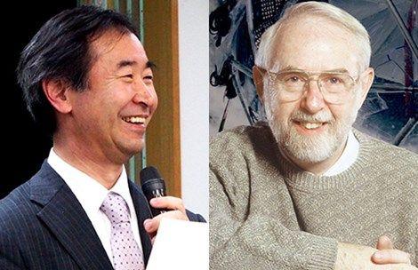 Hạt neutrino giành giải Nobel vật lý