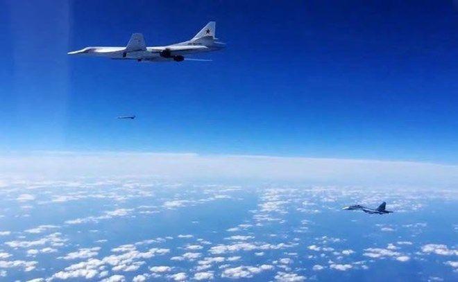 Tên lửa Kh-101 của Nga có thể tiêu diệt mọi mục tiêu trên đất Mỹ?