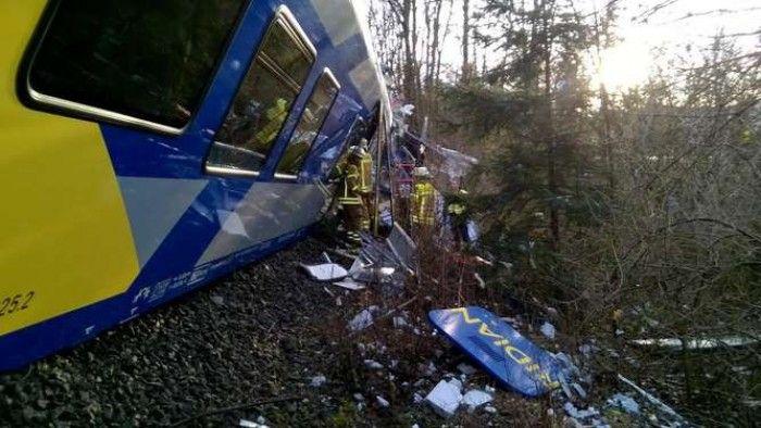 Tai nạn tàu hỏa thảm khốc ở Đức