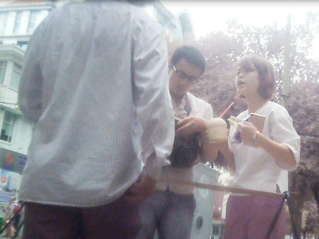 Tái diễn kiểu bán dừa 'chặt chém' ở trung tâm Sài Gòn