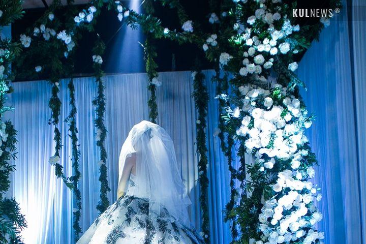 Bộ ảnh cưới hơn 1 tỉ đẹp ngất ngây của siêu mẫu Thanh Hằng