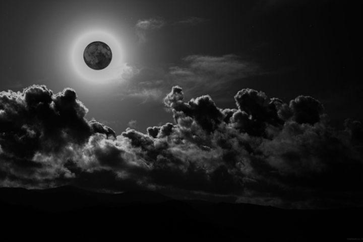 Tối 30/9, xuất hiện trăng đen hiếm gặp