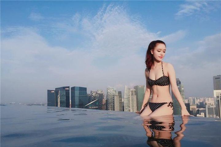 Không nổi tiếng, em gái Mai Phương Thúy vẫn sở hữu tủ hàng hiệu hàng tỷ đồng