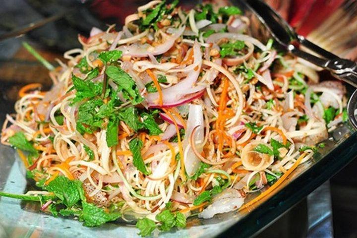 Lạ miệng với những món ăn làm từ hoa chỉ có ở Việt Nam